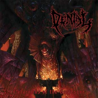 Denial - Catacombs of the Grotesque - LP