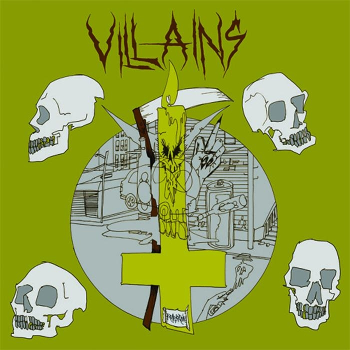 Villains - Road to Ruin - LP
