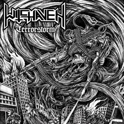 Witchaven - Terrorstorm - LP