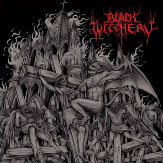 Black Witchery - Inferno Of Sacred Destruction - CD+DVD