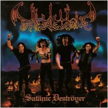 Dark Legions - Satänic Deströyer - CD
