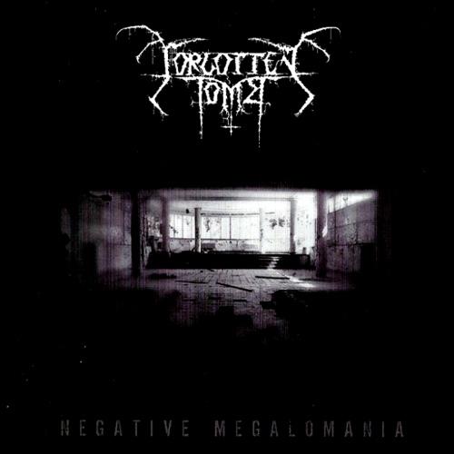 Forgotten Tomb - Negative Megalomania - CD