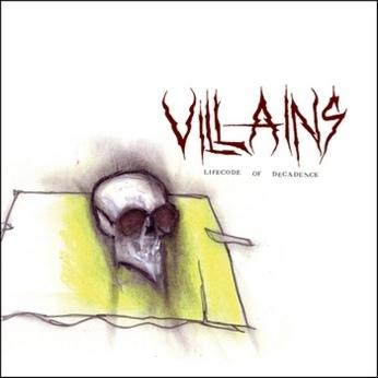 Villains - Lifecode of Decadence - CD