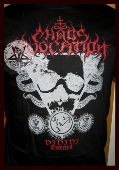 Chaos Invocation - 666 Directed - T-Shirt