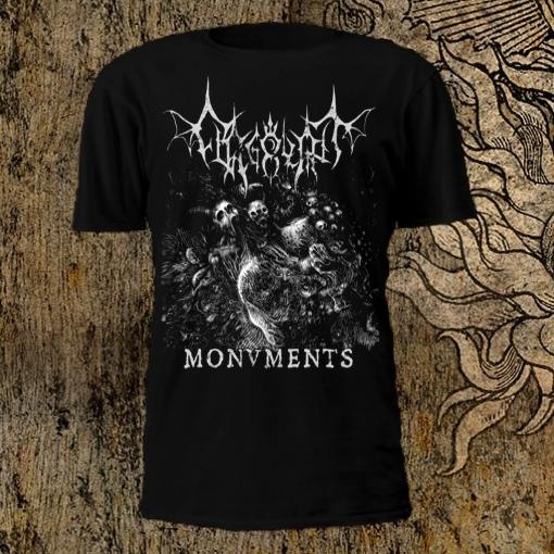 Flagellant - Monuments - T-Shirt