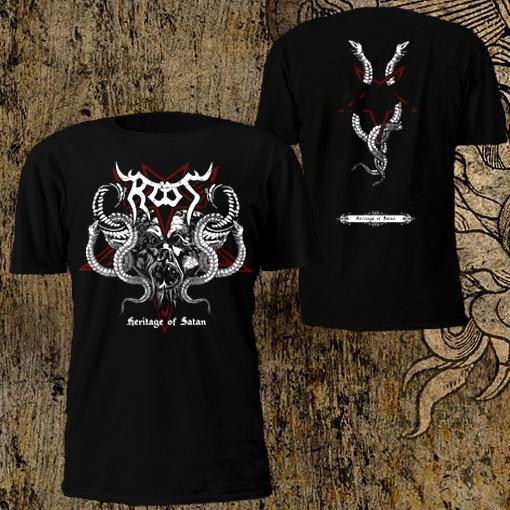 Root - Heritage Of Satan - T-Shirt