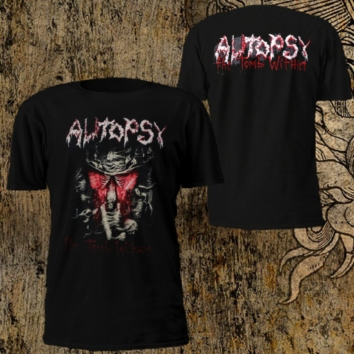 Autopsy - The Tomb Within - T-Shirt