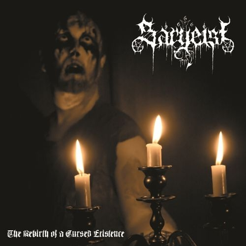 Sargeist - The Rebirth Of A Cursed Existence - DLP
