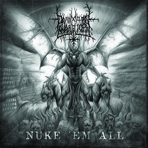 Darkmoon Warrior - Nuke Em All - LP