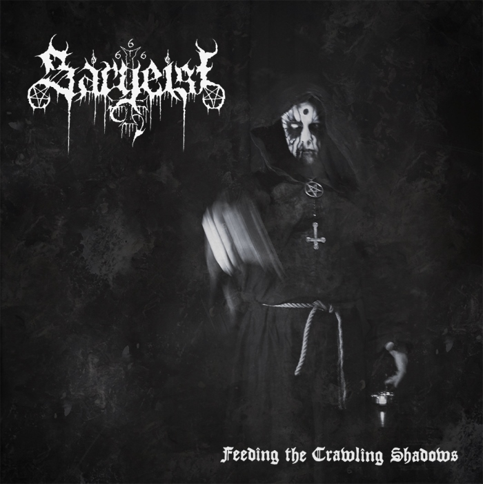 Sargeist - Feeding The Crawling Shadows - CD