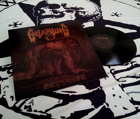 Entartung - Krypteia - LP
