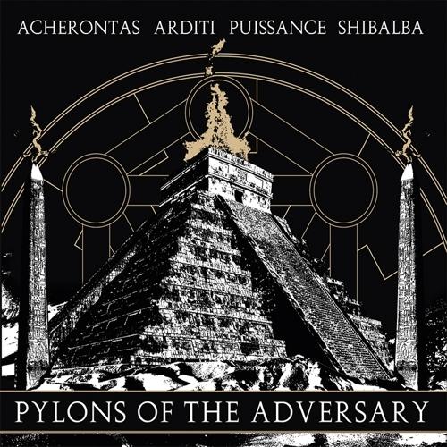 Acherontas / Puissance / Arditi / Shibalba - Split-DigiCD