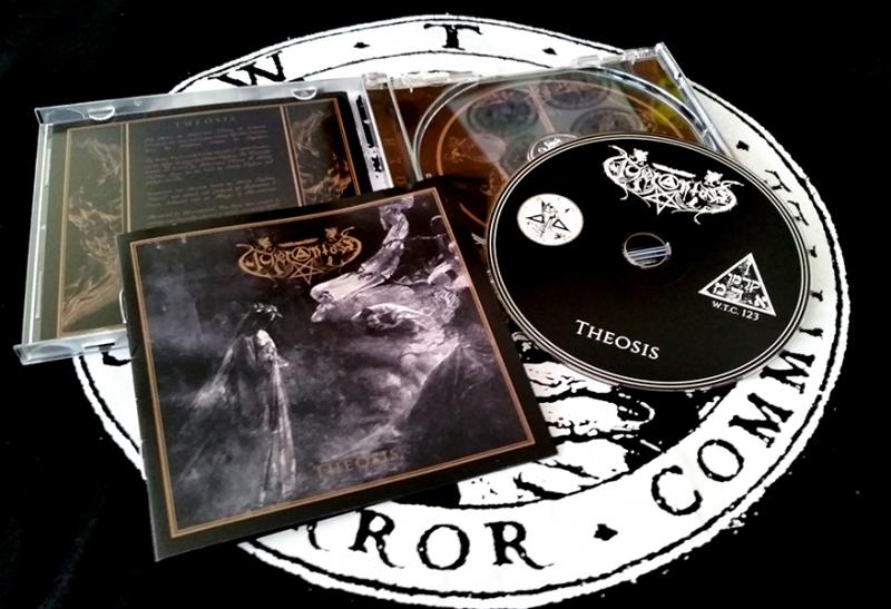 Acherontas - Theosis - CD