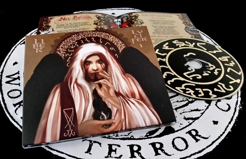 Thy Darkened Shade - Liber Lvcifer I: Khem Sedjet - DigiCD