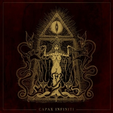 Hetroertzen / Dødsengel - Capax Infiniti - DigiCD