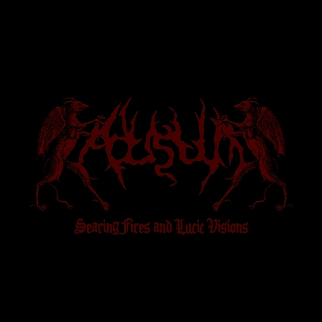 Adustum - Searing Fires and Lucid Visions - DigiCD