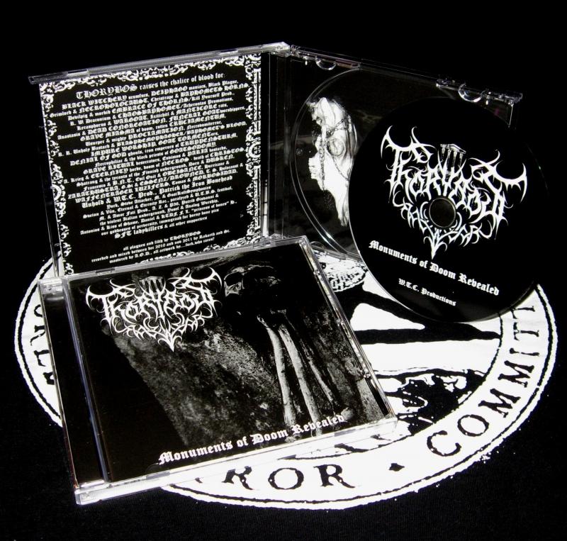 Thorybos - Monuments of Doom Revealed - CD