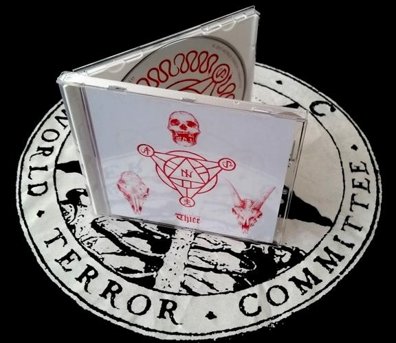 Amestigon - Thier - CD