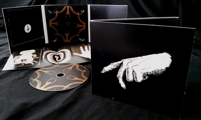 Funeral Throne - Threshold - Digipak CD