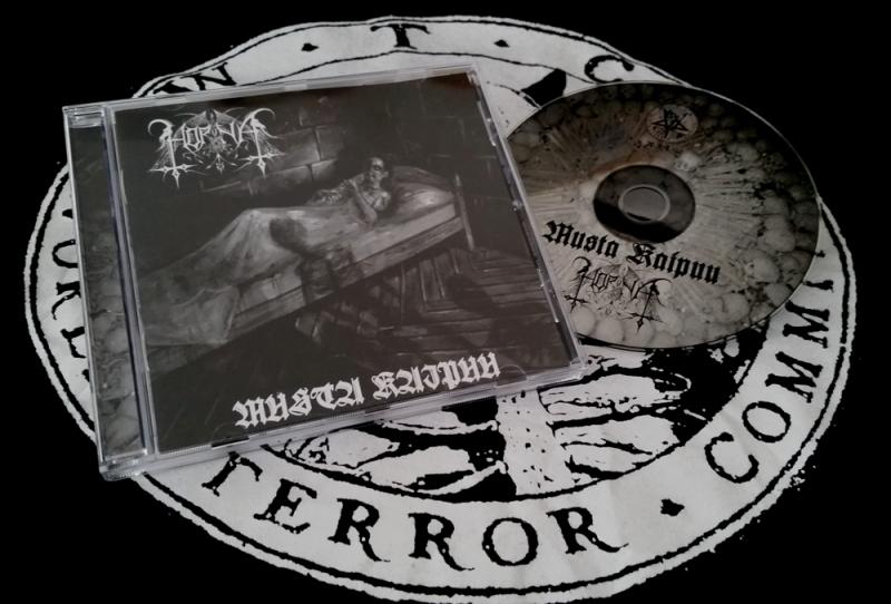 Horna - Musta Kaipuu - CD