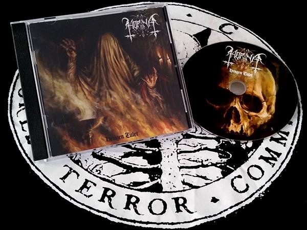 Horna - Hengen Tulet - CD