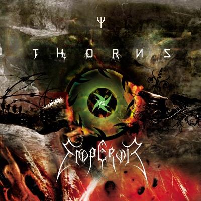 Thorns / Emperor - Thorns vs. Emperor - Split-LP
