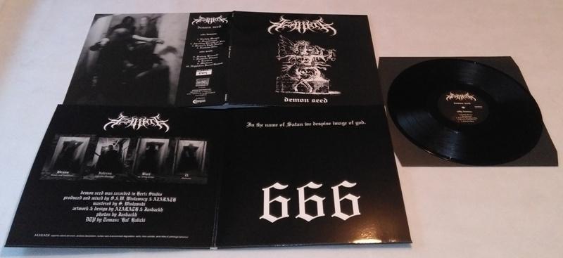Azarath - Demon Seed - LP