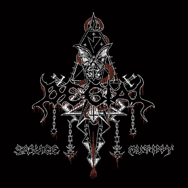 Degial - Savage Mutiny - CD