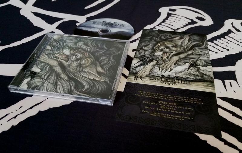 Eternum - The Devouring Descent - CD