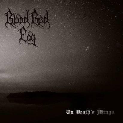 Blood Red Fog - On Deaths Wings - CD