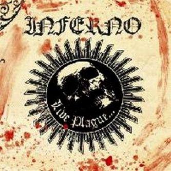 Inferno - Live Plague - CD