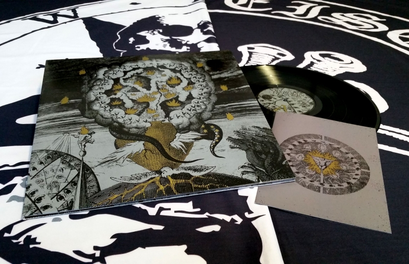 Barshasketh - Ophidian Henosis - LP