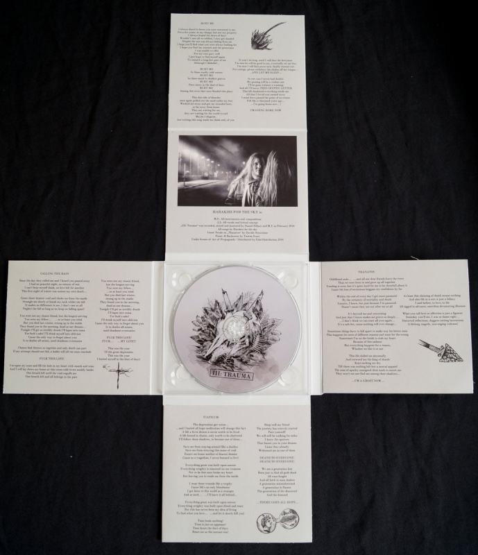 Harakiri for the Sky - III: Trauma - DigiCD