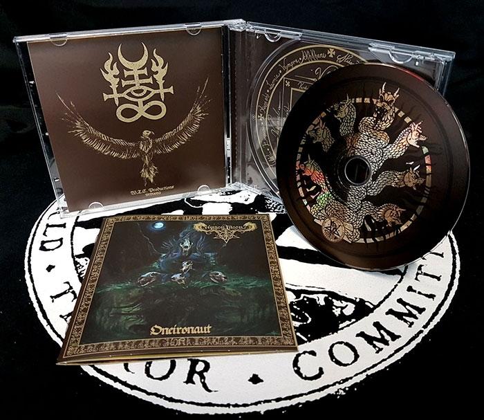 Crimson Moon - Oneironaut - CD
