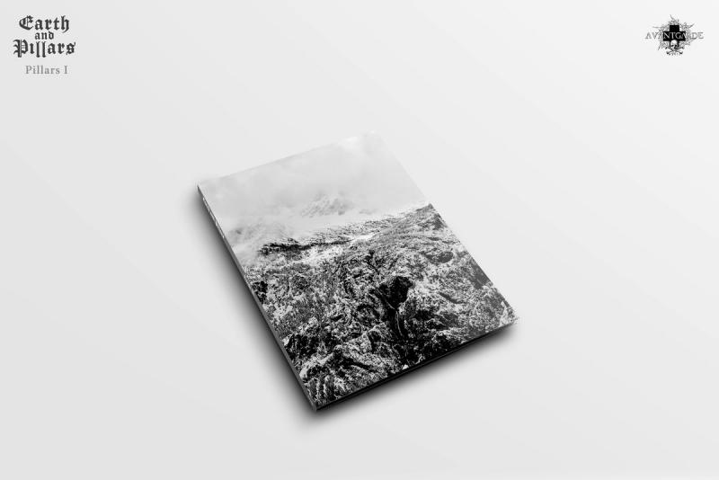 Earth and Pillars - Pillars I - A5 DigiCD