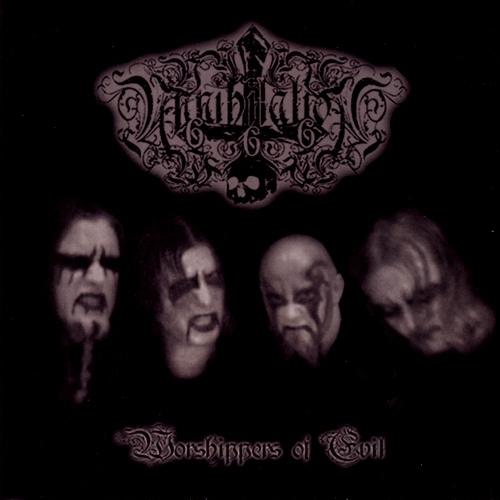 Annihilation 666 / Bliss of Flesh - Split-EP