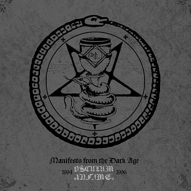 Osculum Infame - Manifesto from the Dark Age - DLP