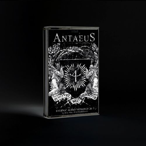 Antaeus - Satanic Audio Violence - Live 2013 - MC