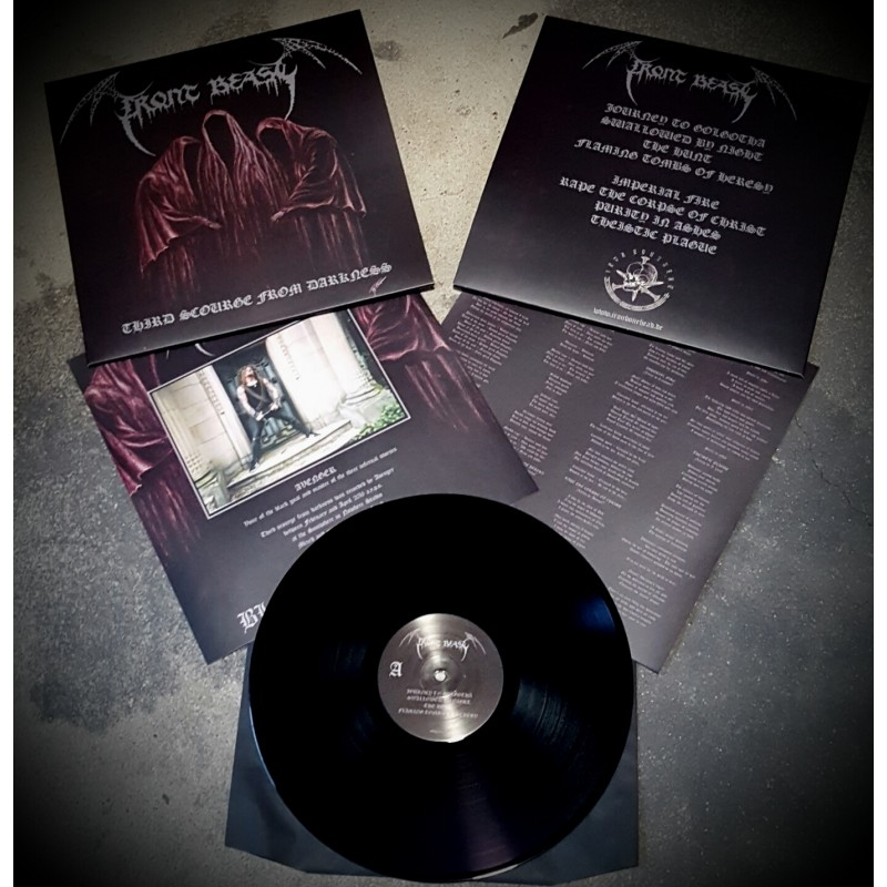 Front Beast - Third Scourge From Darkness - LP