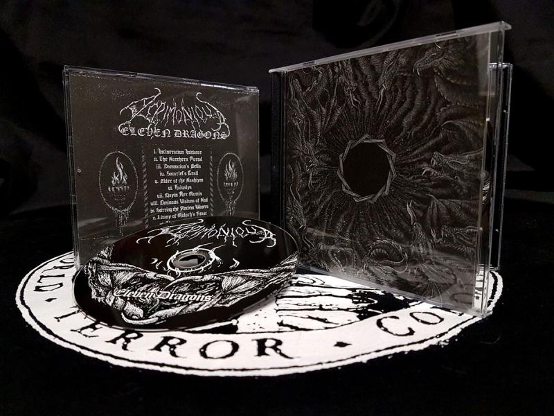 Acrimonious - Eleven Dragons - CD