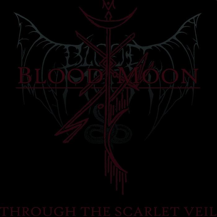 Blood Moon - Through the Scarlet Veil - DLP