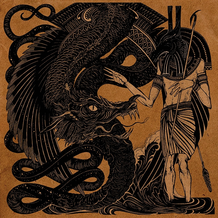 Thy Darkened Shade / Chaos Invocation - Split-EP