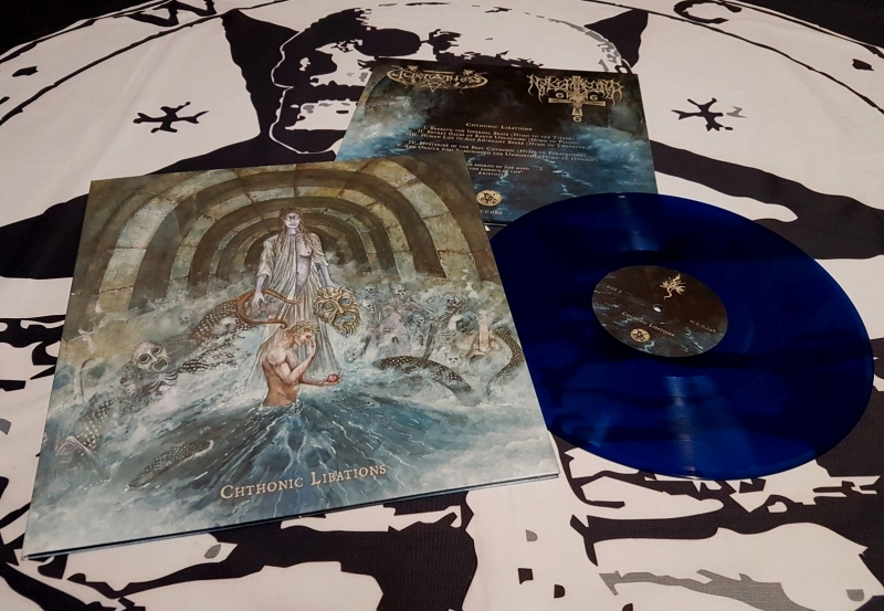 Acherontas / Nåstrond - Chthonic Libations - Gatefold LP