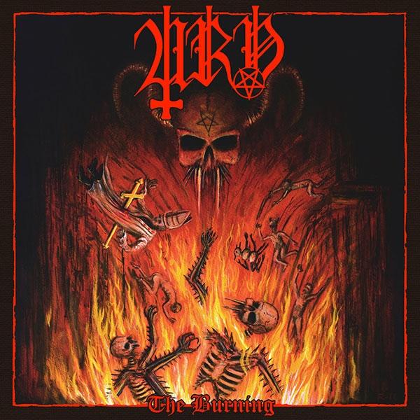 Urn - The Burning - CD