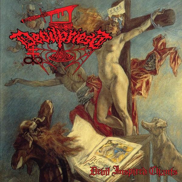 Devilpriest - Devil Inspired Chants - LP