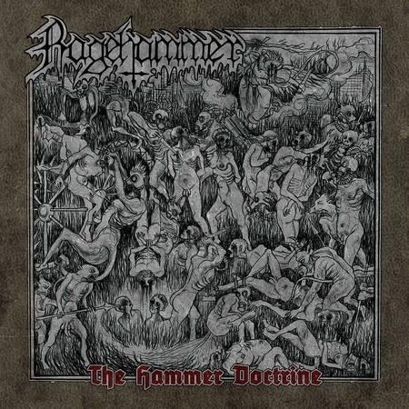 Ragehammer - The Hammer Doctrine - LP
