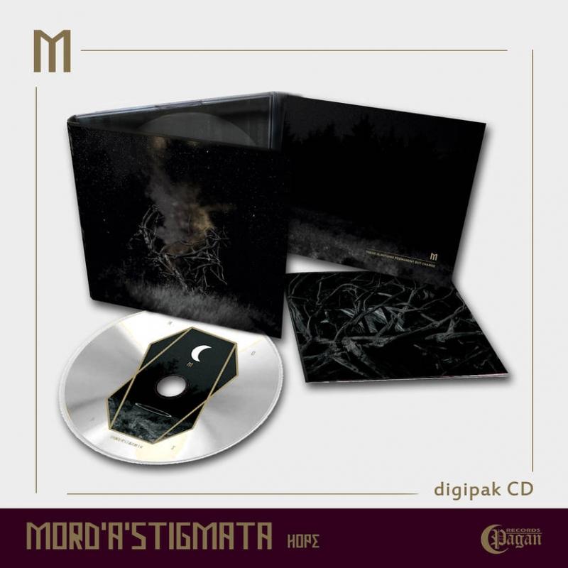 MordAStigmata - Hope - Digipak CD