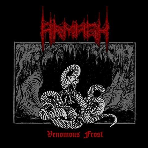Armagh - Venomous Frost - CD