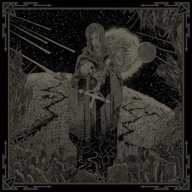 Witchmaster / Voidhanger - Razing the Shrines of Optimism - LP