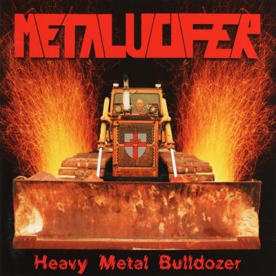 Metalucifer - Heavy Metal Bulldozer (Teutonic Attack) - CD